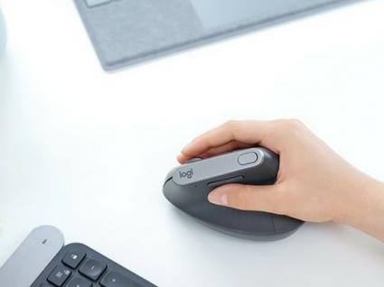 Logitech MX Vertical: o rato inovador de que todos falam