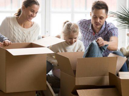 7 dicas para desempacotar caixas das mudanças de forma rápida e eficaz