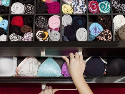 12 dicas para organizar gavetas e mantê-las sempre em ordem