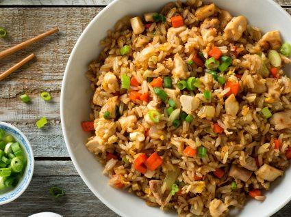 Desvendamos as melhores receitas de arroz seco só para si