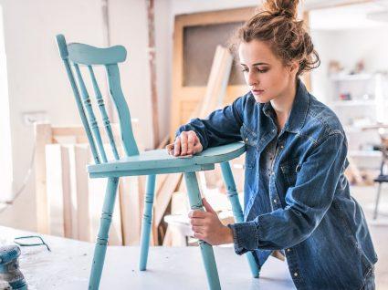 Saiba como renovar móveis antigos e dar-lhes um toque único