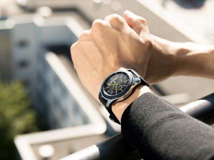Galaxy Watch: o relógio inteligente que também é elegante