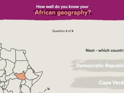 Questionário sobre África quer levar 130 raparigas à escola