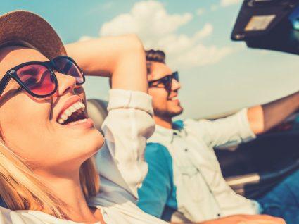 Portugueses são os europeus que mais gostam de conduzir