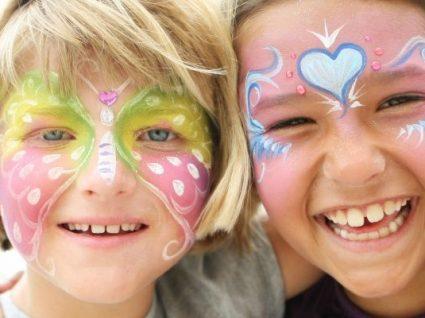 Deco quer retirar do mercado pinturas que crianças usam no Carnaval