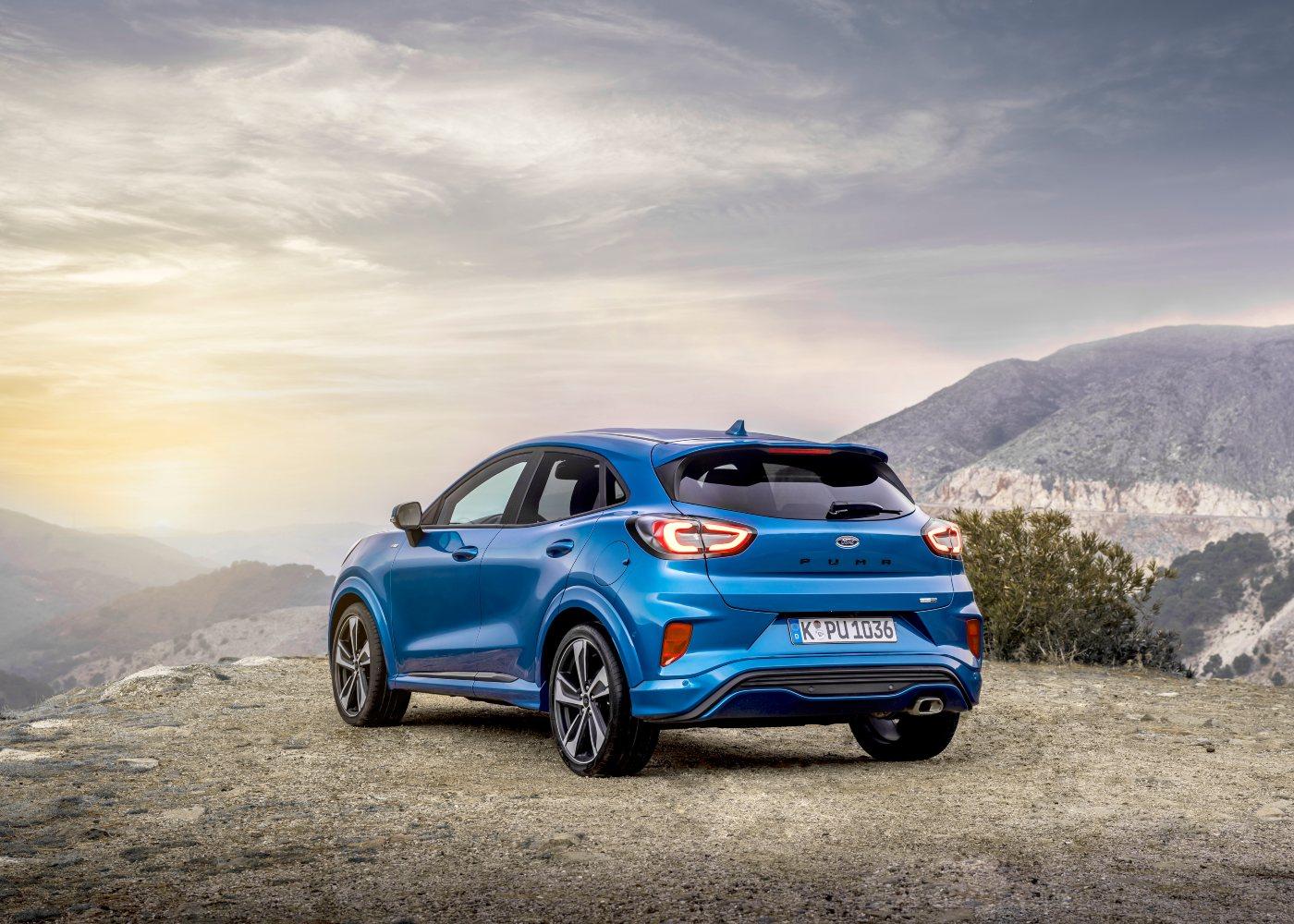 Novo Ford Puma