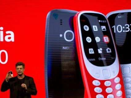 Já conhece o novo Nokia 3310?