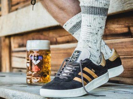 Adidas cria sapatilhas à prova de cerveja