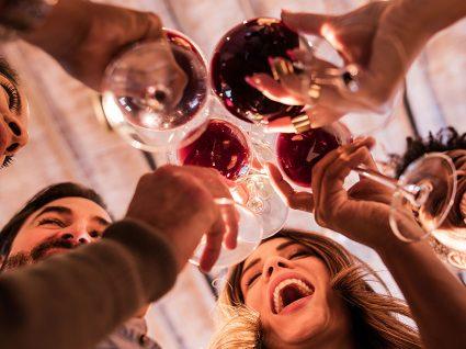 Álcool no sangue: saiba quando parar