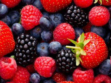 O top 5 dos alimentos que combatem o cancro