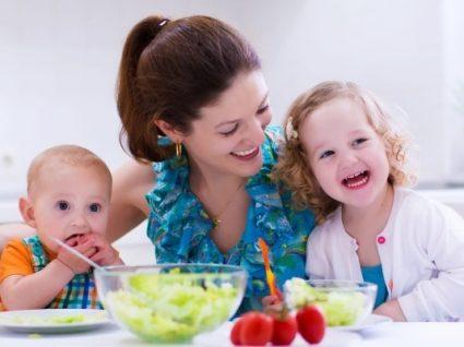 3 almoços e jantares paleo para crianças