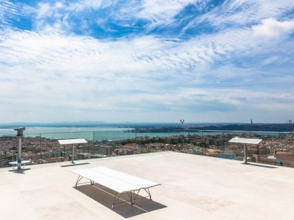 Amoreiras 360º Panoramic View celebra primeiro aniversário