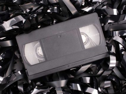 Anunciado o fim do VHS