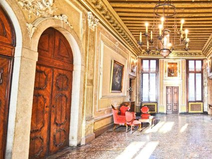 Quer comprar o apartamento de Nietzsche em Veneza?