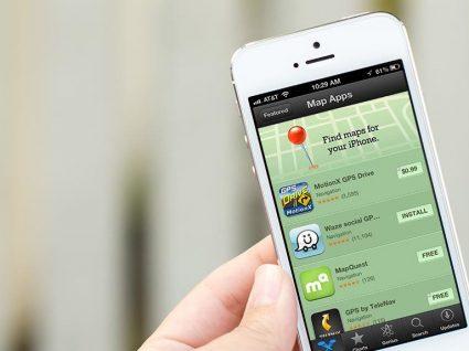 Google vs Apple: que app de mapas usar?