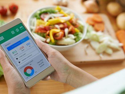 As 6 apps de receitas saudáveis que tem de conhecer