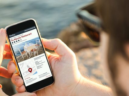 5 apps para encontrar restaurantes que vai querer instalar