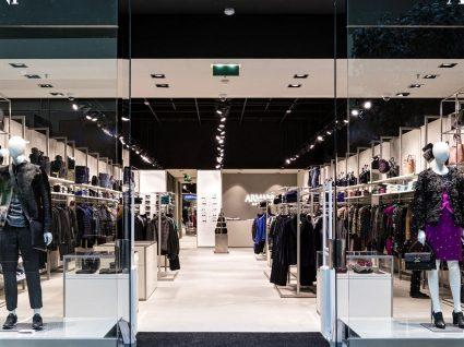 Armani abre nova loja em Vila do Conde