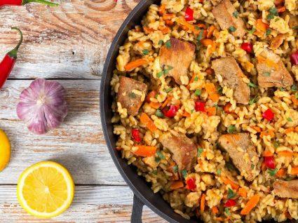 Arroz de frango no tacho: duas versões deliciosas