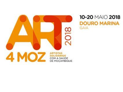Art4MOZ: artistas ajudam a levar cuidados de saúde a Moçambique