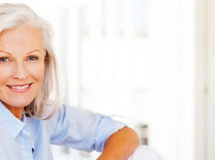 Como deixar de pintar o cabelo branco