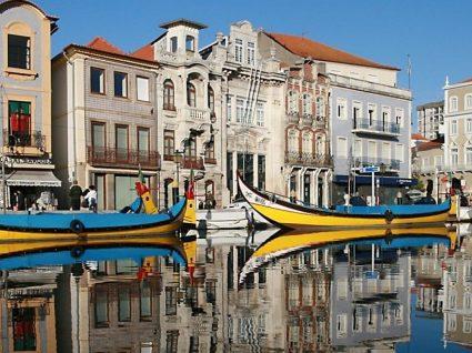 Os 4 melhores hotéis em Aveiro