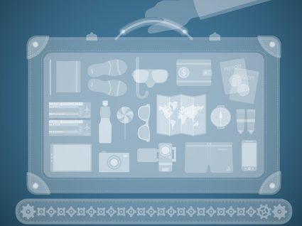 Organizar bagagem de mão: tudo o que tem de saber