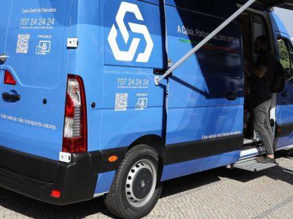 CGD: Balcão móvel arranca no final do mês sem operações em dinheiro