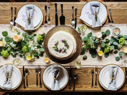 Menos é mais: um casamento simples, mas ideal