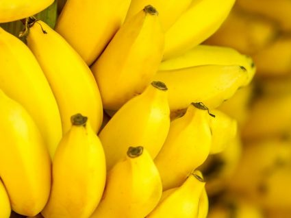 Como fazer com que as bananas durem mais tempo