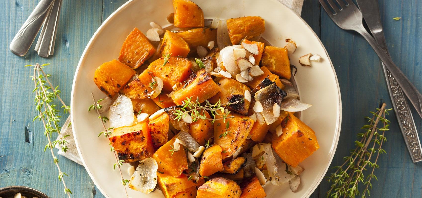 3 receitas de batata-doce no micro-ondas
