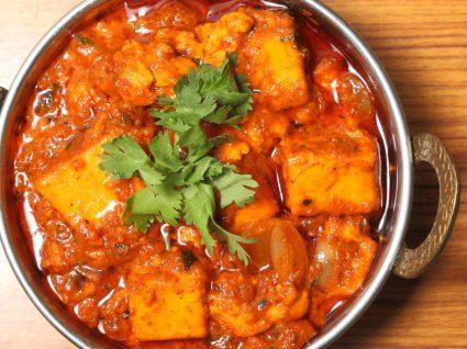 Receita de batatas harissa com kale ao alho [com vídeo]