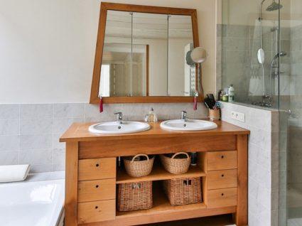 Arrumação para a casa de banho: 11 fantásticas ideias