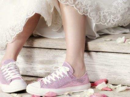 Casar de sapatos rasos: 5 modelos para o grande dia