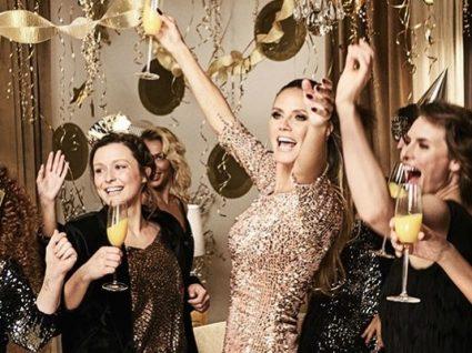 Heidi Klum para o Lidl: descubra a colecção para a época festiva