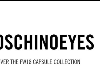 Moschino lança a colecção cápsula a que é impossível resistir
