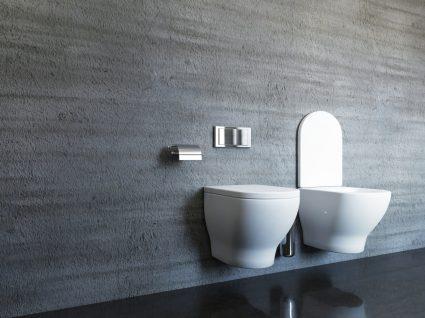 casa de banho com bidé