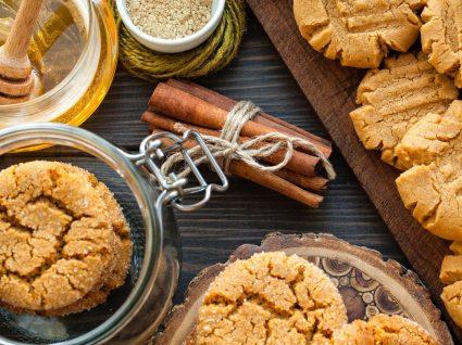 As melhores receitas de biscoitos de canela