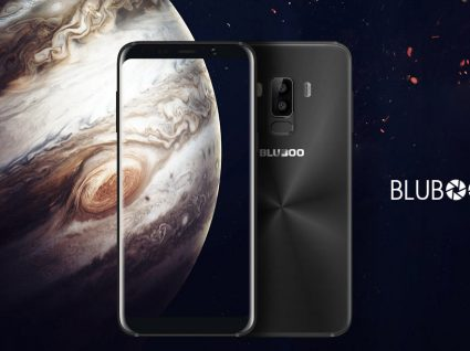 Bluboo S8: um clone do Galaxy S8 por menos de 100€