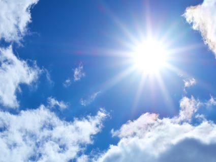 Níveis muito elevados de exposição à radiação UV em todo o território
