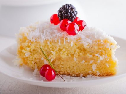 Receita rápida de bolo de côco: deliciosamente original