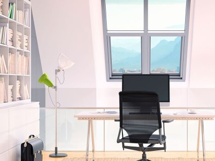 7 dicas para criar um bom ambiente de trabalho em casa
