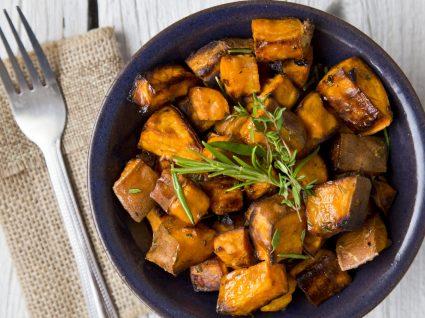 4 receitas saudáveis com batata-doce