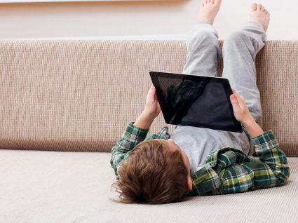 Os 5 melhores tablets para crianças