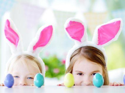 5 brincadeiras para a Páscoa com as crianças