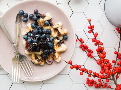 Pequenos almoços saudáveis: sugestões do blog Suvelle Cuisine