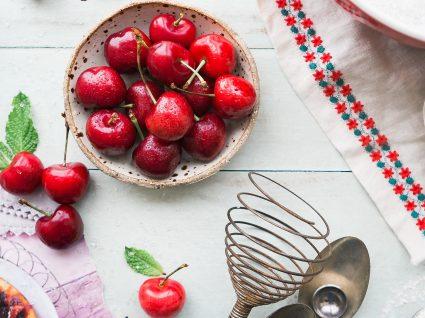 Receitas com cerejas? Conheça o top 5