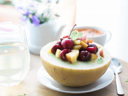 1001 maneiras de fazer saladas de frutas
