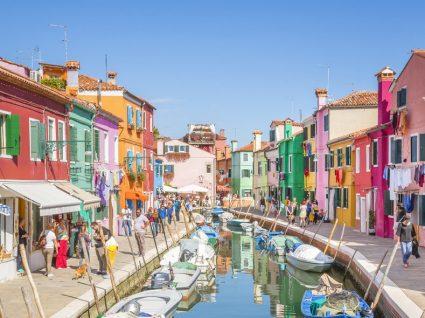 Estas são as 8 ruas mais coloridas do mundo