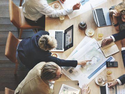 Top 5 das empresas onde todos querem trabalhar